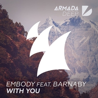 Cover of the track With You (feat. Barnaby) - Single