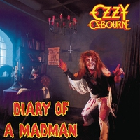 Cover of the track Diary of a Madman (Remastered Original Recording)