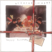 Cover of the track Happy Birthday