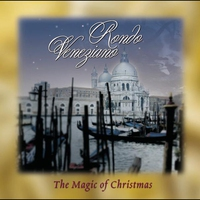 Cover of the track The Magic of Christmas
