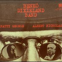 Couverture du titre Benkó Dixieland Band koncert album