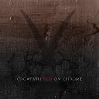 Cover of the track Red on Chrome