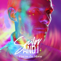 Cover of the track Fire on the Moon - Single