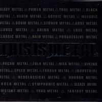 Couverture du titre This Is Metal