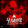 Couverture de l'album Cuatro Babys (feat. Noriel, Bryant Myers & Juhn) - Single