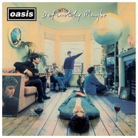 Couverture du titre Definitely Maybe (Deluxe Edition) [Remastered]