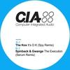 Couverture de l'album It's O.K / the Execution (remixes)