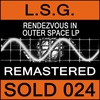 Cover of the album Rendezvous in Outer Space LP (Remastered)