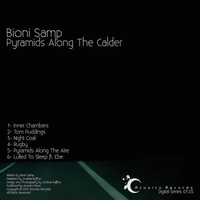 Couverture du titre Pyramids Along the Calder - EP