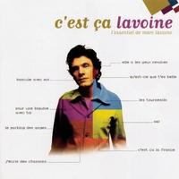 Couverture du titre C'est ça Lavoine - L'essentiel de Marc Lavoine