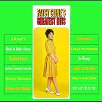 Cover of the track Patsy Cline's Greatest Hits (Remastered)