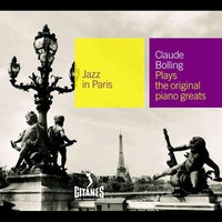 Cover of the track Jazz In Paris, Vol. 33: Claude Bolling Plays the Original Piano Greats