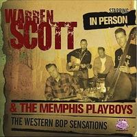 Couverture du titre Warren Scott and the Memphis Playboys