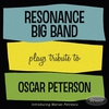 Cover of the album Plays Tribute to Oscar Peterson
