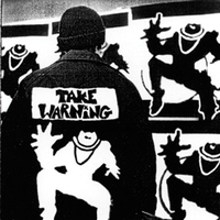 Couverture du titre Take Warning: The Songs of Operation Ivy