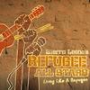 Cover of the album Living Like a Refugee