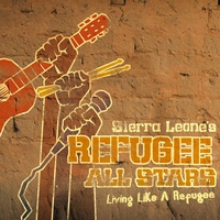 Cover of the track Living Like a Refugee