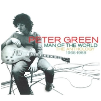 Cover of the track Man of the World - The Anthology 1968-1988