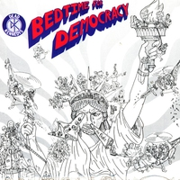 Cover of the track Bedtime for Democracy