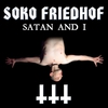 Cover of the album Satan and I