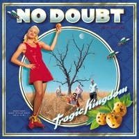 Cover of the track Tragic Kingdom