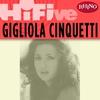 Couverture de l'album Rhino Hi-Five: Gigliola Cinquetti - EP