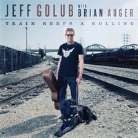 Cover of the track Train Keeps a Rolling (with Brian Auger)