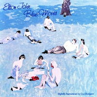 Cover of the track Blue Moves