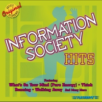 Couverture du titre Information Society: Hits