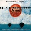 Couverture de l'album Orama - Vassilis Saleas Plays Vangelis