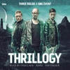 Couverture de l'album Thrillogy 2013 Mixed By Frontliner, Adaro and Partyraiser