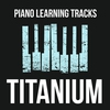 Cover of the track Titanium