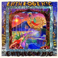Couverture du titre Entheogenic