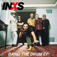 Couverture du titre Bang the Drum - EP
