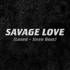 Cover of the track Savage Love