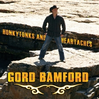 Cover of the track Honkytonks and Heartaches
