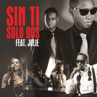 Cover of the track Sin Ti (feat. Julie) - Single