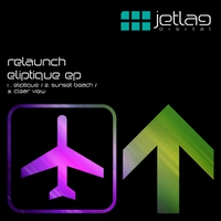 Cover of the track Eliptique - EP