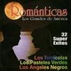 Cover of the album Románticas los Grandes de América
