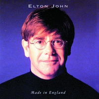 Cover of the track Made in England