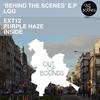 Couverture de l'album Behind the Scenes EP - Single