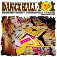 Cover of the track Dancehall 101, Vol. 1