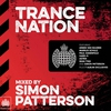 Cover of the album Trance Nation Mixed By Simon Patterson - Ministry of Sound