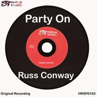 Couverture du titre Party On