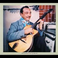 Couverture du titre Retrospective Django Reinhardt 1934-53