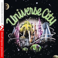 Cover of the track Universe City (Remastered)