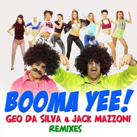 Cover of the track Booma Yee (Remixes)