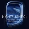 Couverture de l'album Nightflight 01 - Chillout Various Artists Flight Attendant