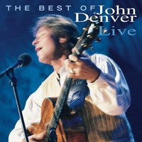Cover of the track The Best of John Denver Live