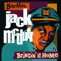 Cover of the track Bringin' It Home